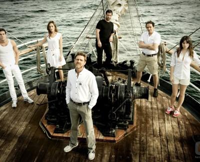 El Barco… ¿Se hunde por el peso de las cámaras?