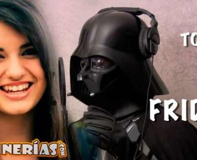 «Friday» – Parodia de Chad Vader