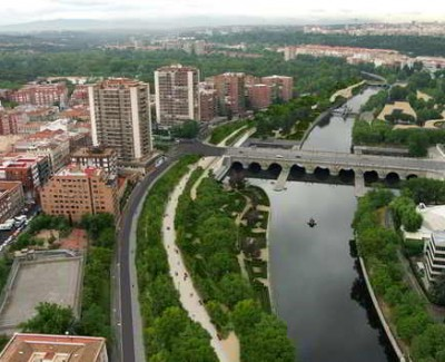 El TSJM anula el soterramiento de la M-30 (Madrid)