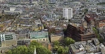 Panorámica de Londres, ¡80 gigapixeles!
