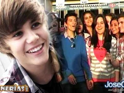 [Reportaje] Concierto de Justin Bieber en Madrid (5-abril-2011)