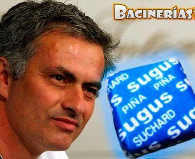 Mourinho: ¿Por qué los Sugus de piña son azules?