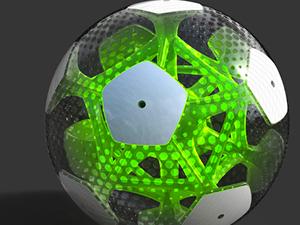 Balón Inteligente del futuro = Juego limpio