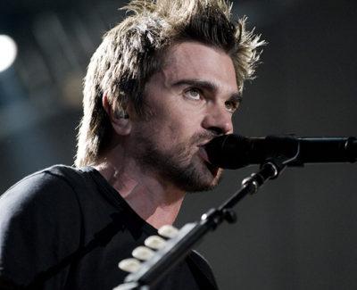 Juanes en España promocionando su «Parce Tour»
