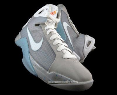 Las zapatillas de Regreso al Futuro podrían ser fabricadas por Nike
