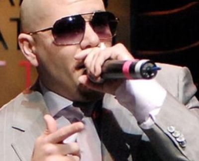 El artista Pitbull agrede a un fan que él mismo subió al escenario