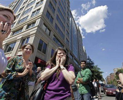 Terremoto de 5,9 sacude ayer Estados Unidos