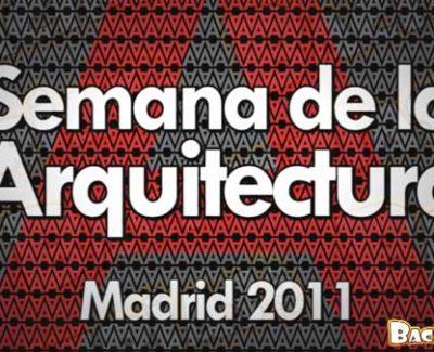 Semana de la Arquitectura Madrid 2011 (Edificio BBVA)
