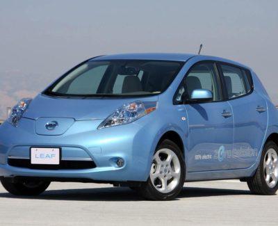 Nissan Leaf, el primer compacto de 5 plazas 100% eléctrico