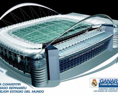 El Real Madrid podrá construir un centro comercial en la Castellana