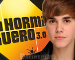 Justin Bieber en El Hormiguero 2011