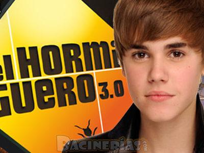 [Video] Justin Bieber en El Hormiguero, noviembre 2011 (Madrid)