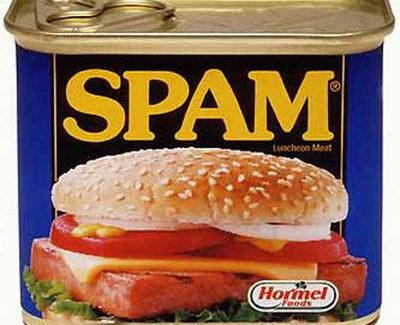 ¿Por qué se llama SPAM al correo no deseado?
