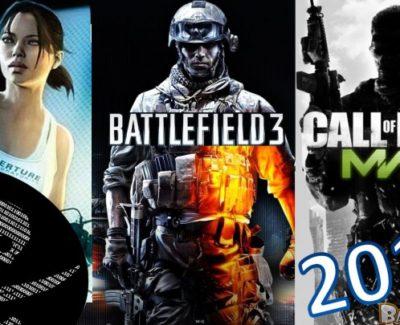 Los videojuegos más pirateados del 2011