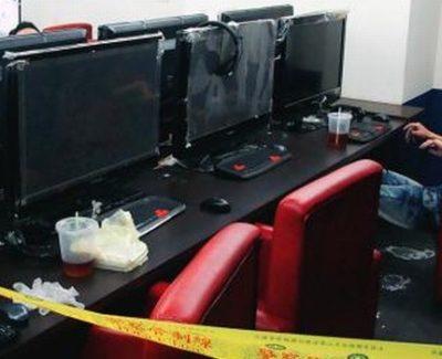Tailandés muere jugando en un cibercafé y nadie se entera