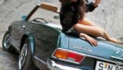 coches-retro-chica