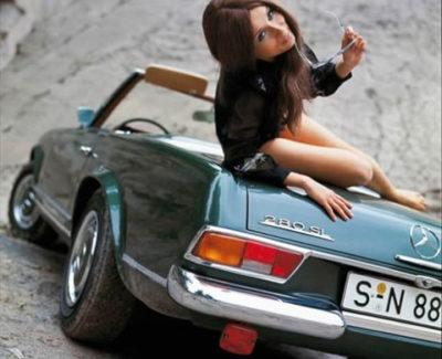 Hombres: ¿Por qué se convive mejor con un coche que con una mujer?