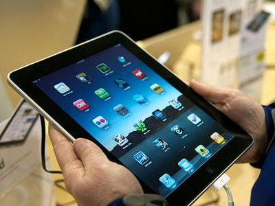 Una empresa china en quiebra demanda a Apple por vender el iPad en China