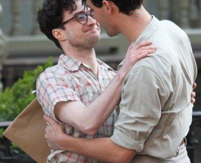 Daniel Radcliffe actúa de poeta gay en su nueva película