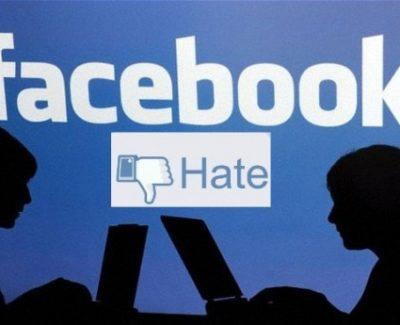 Facebook se plantea añadir el botón «Hate» en su red social