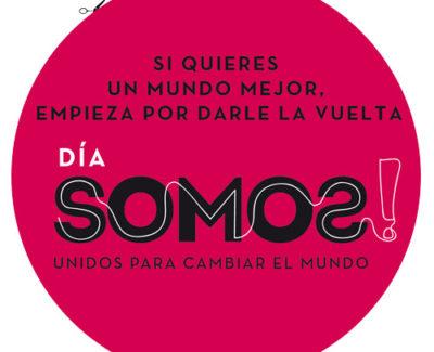 Día Somos, 8 de junio: sal a la calle con algo al revés a favor de la solidaridad