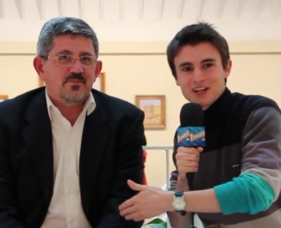 Entrevista al escritor manchego Francisco Navarro (@Gasolinero)