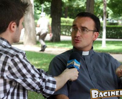 Entrevista a Héctor Gozalbo, sacerdote y periodista (@HGozalbo)