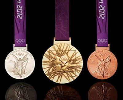 Medallero completo de los Juegos Olímpicos de Londres 2012