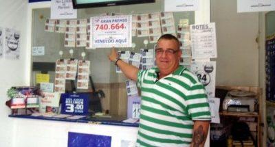 La Bono Loto deja un premio de 740.000 euros en Calzada de Calatrava (C.Real)