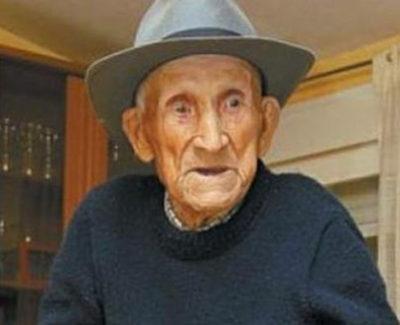 """Fallece """"Quico"""", a los 111 años, el hombre más longevo de Europa"""