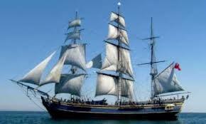El mítico velero Bounty ha naufragado a consecuencia del huracán Sandy