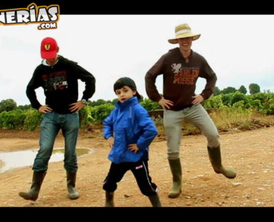 """""""Vendimia'n Style"""": versión manchega del Gangnam Style"""