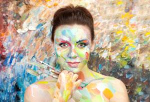 Descubren una estrecha vinculación entre creatividad y enfermedad mental