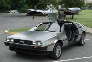 El regreso del DeLorean, el coche de 'Regreso al Futuro'