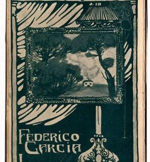 El primer libro de Federico García Lorca subastado en Londres por 9.380 euros