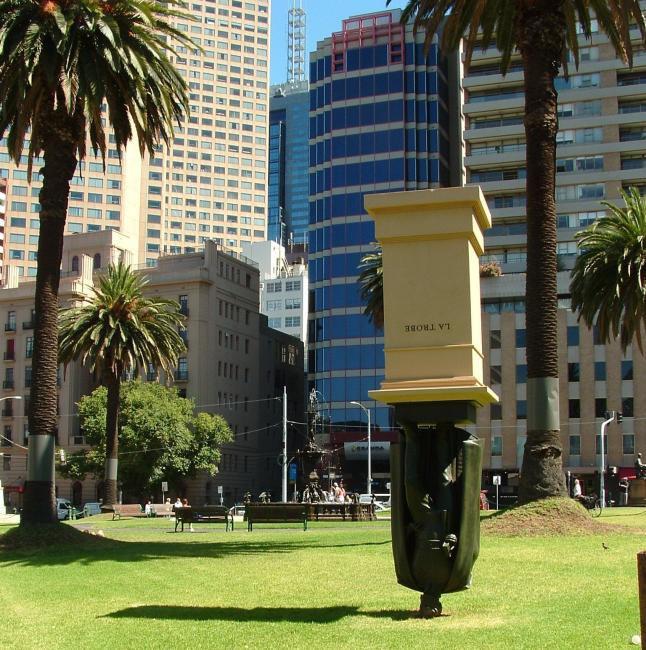La trobe (Melbourne, Australia).