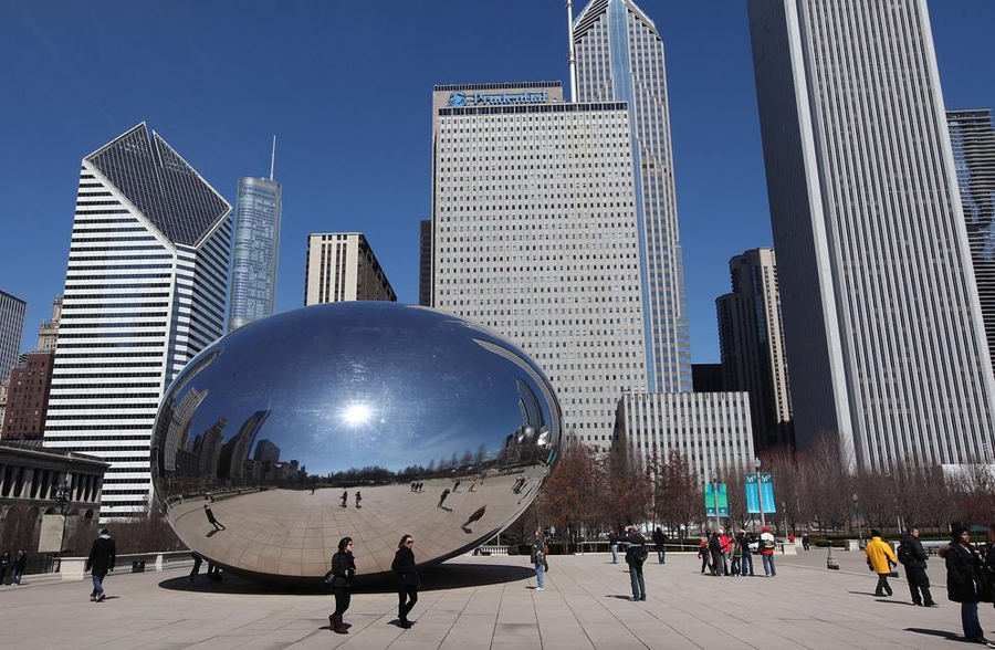 Alubia Gigante (Chicago, EEUU). Foto: Getty Images.