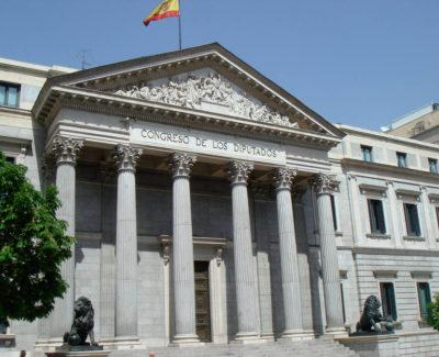 Copas a 3,40 € en el Congreso: más de cuatro millones de euros de subvención para su cafetería