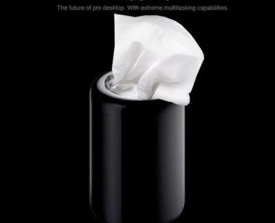 Diez usos alternativos para el nuevo Mac Pro