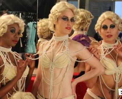 """Touch me! Cabaret"", el show donde sentirás muy de cerca a sus artistas"