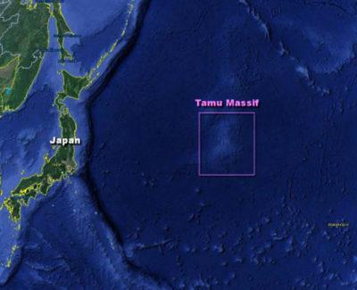 Tamu Massif, el volcán más grande del sistema solar