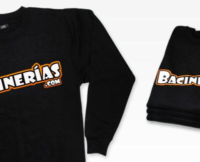 ¡Sorteamos una de las nuevas sudaderas de Bacinerias.com! (noviembre 2013)