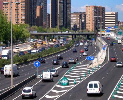 Los atascos de tráfico se pueden evitar con cálculos matemáticos