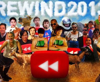 #Rewind2013, el vídeo de YouTube que recopila lo mejor del 2013