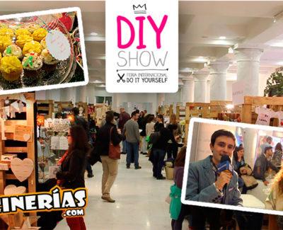 DIY Show 2014, la feria internacional de las manualidades en Madrid