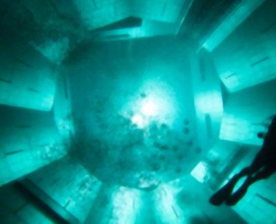 La piscina cubierta más profunda del mundo