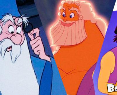 Así serían los personajes de Disney… ¡sin barba!