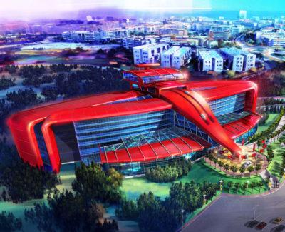 Ferrari construirá su parque de atracciones temático en España
