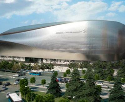 Así será el nuevo estadio Santiago Bernabeu tras su remodelación
