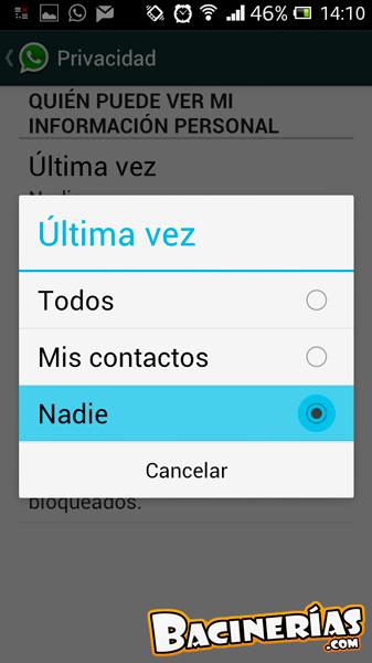 Cómo ocultar que estoy en línea en WhatsApp con Android ...